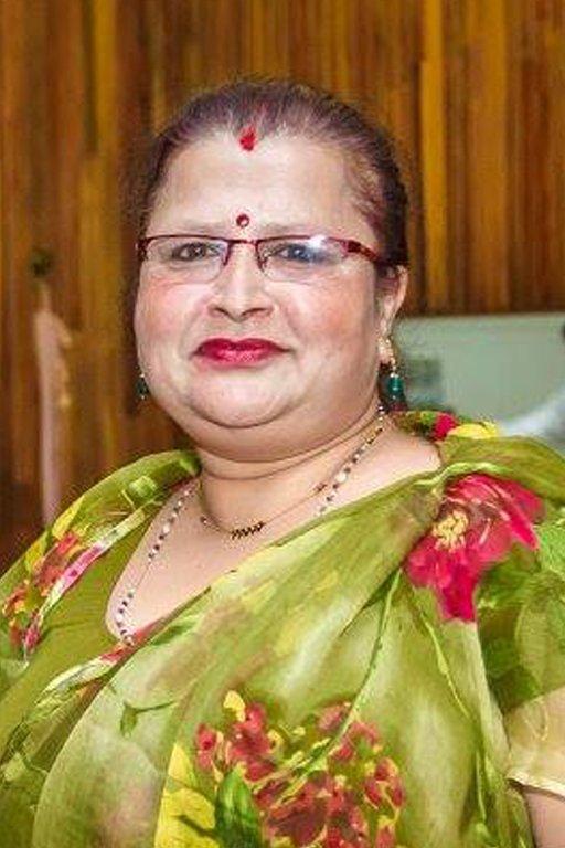 Rashmi Dhungel