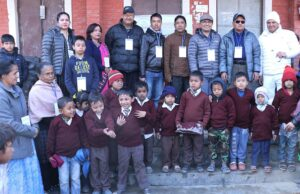 Education Support to Orphan and Vulnerable Children