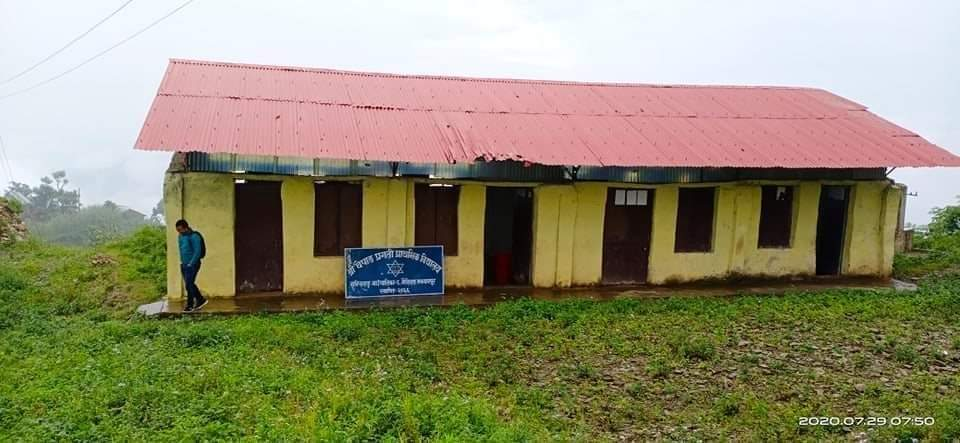 MAMI Foundation has helped to reopen Chepang Pragati primary school during COVID-19